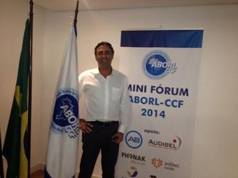 Dr. Patrocinio participa de reunião da ABORLCCF.