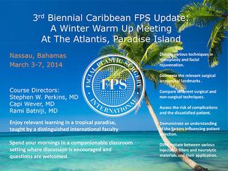 Dr. Patrocino esteve dando aulas em Nassau, Bahamas
