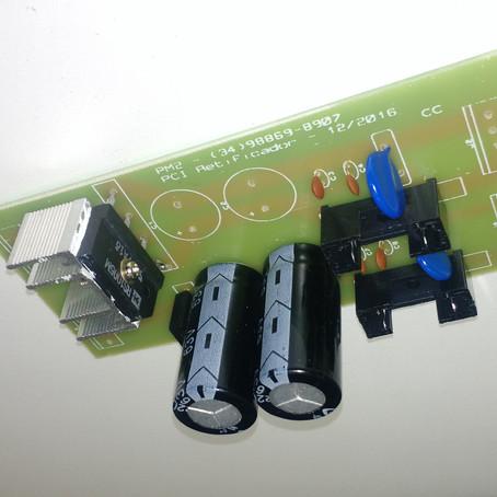 Fabricação de PCI