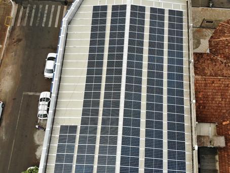 Energia Solar - Empreendimentos Arco Íris
