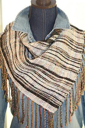Jennifer Cotton Silk Linen Scarf SO