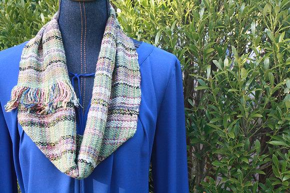 Annabel Cotton Silk Linen Scarf SO