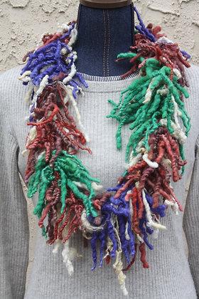 Sienna Over Spun Wool Scarf WOS01