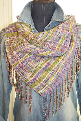 Jennifer Cotton Silk Linen Scarf SO