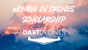 Women in Drones Scholarship!