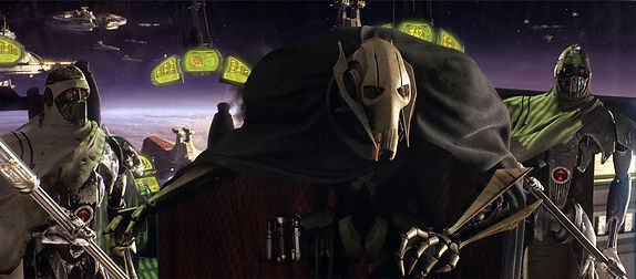 General Grievous: What Happened?