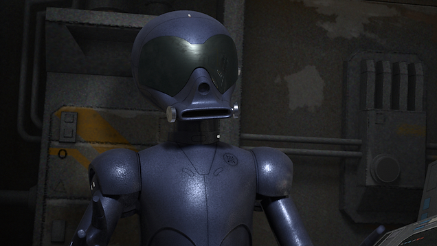 "REVIEW: Star Wars Rebels ""The Forgotten Droid"" 