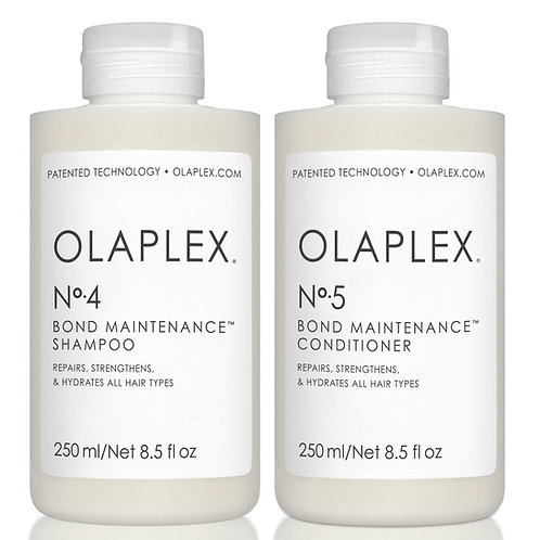 Olaplex DUO | Shampoo & Conditioner