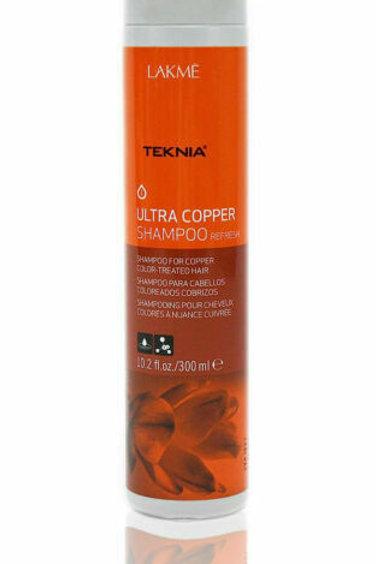 Lakme Teknia  Ultra Copper Shampoo