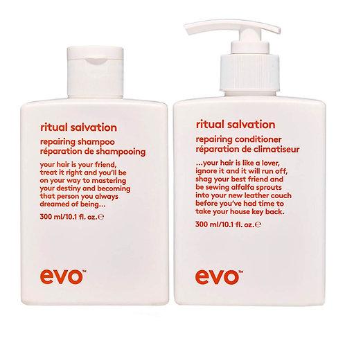 EVO Ritual Salvation DUO | Shampoo & Conditioner