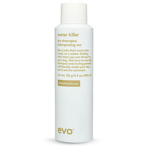 EVO Water Killer Dry Shampoo for Brunettes