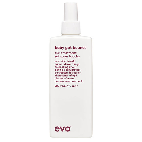 EVO Baby Got Bounce | Curl Treatment