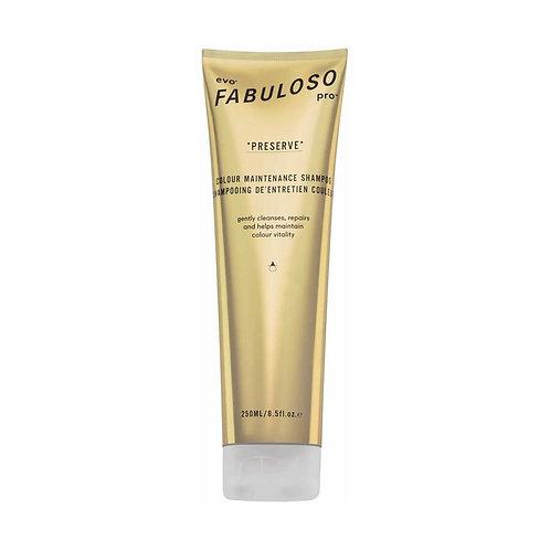 Evo Fabuloso Pro Preserve Colour Maintenance Shampoo