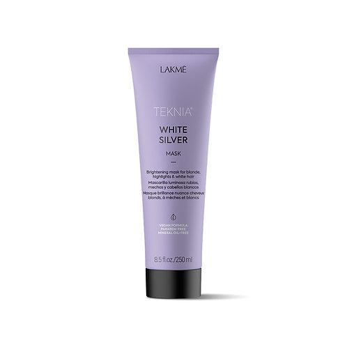 Lakme Teknia White Silver | Mask