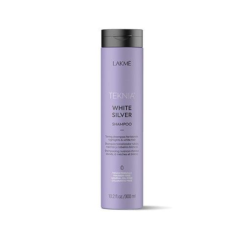 Lakme Teknia White Silver   Shampoo