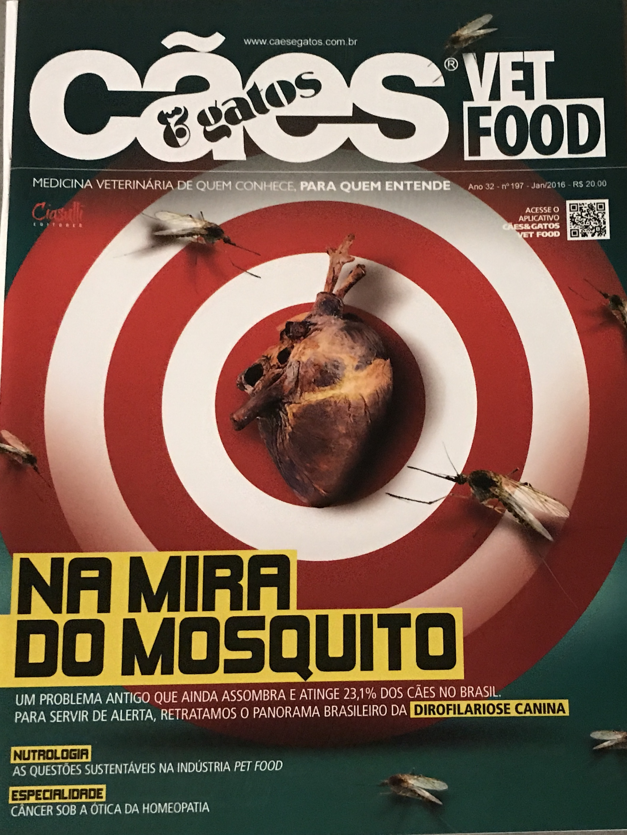 Revista Cães e Gatos