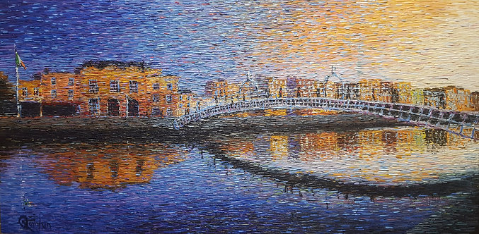Ha'Penny Bridge II