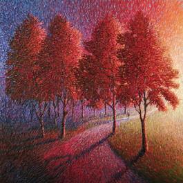 """""""Homeward Bound"""" by Chris Quinlan Art"""