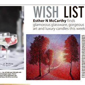 Irish Examiner - Wish List