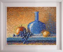 Blue Bottle (Sold)