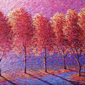 """""""Eternal Fall"""" by Chris Quinlan Art"""