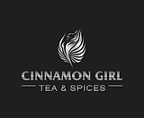 CG Tea & Spices silver with black backgr