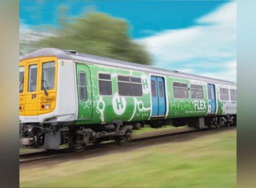 Reino Unido tem o seu primeiro trem movido a hidrogênio