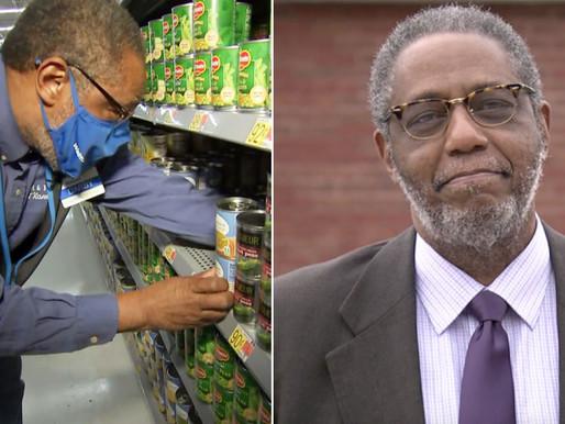 Diretor de escola trabalha todas as noites em supermercado para ajudar alunos necessitados