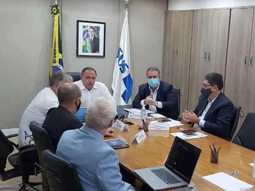 Vacinação no Brasil pode começar dia 20, disse ministro a prefeitos