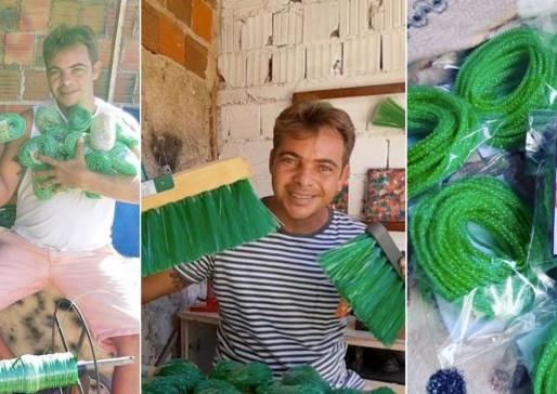 Depois de vencer o alcoolismo, gari brasileiro é exemplo de reciclagem e cria canal no Youtube