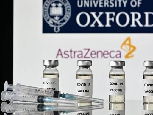 Vacina Oxford AstraZeneca é aprovada no Reino Unido: Covid