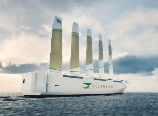 Navio movido a vento poderá mudar transporte marítimo: vídeo