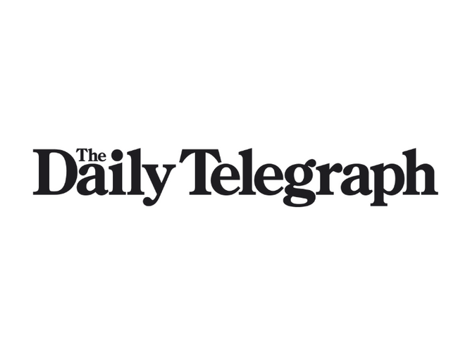 SPEEDOS THE DAILY TELEGRAPH