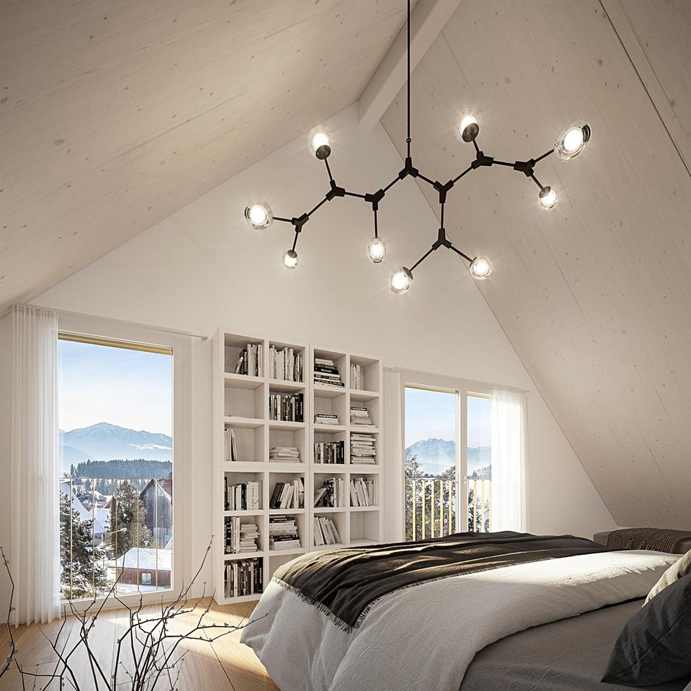Kappel am Albis - Dachwohnung