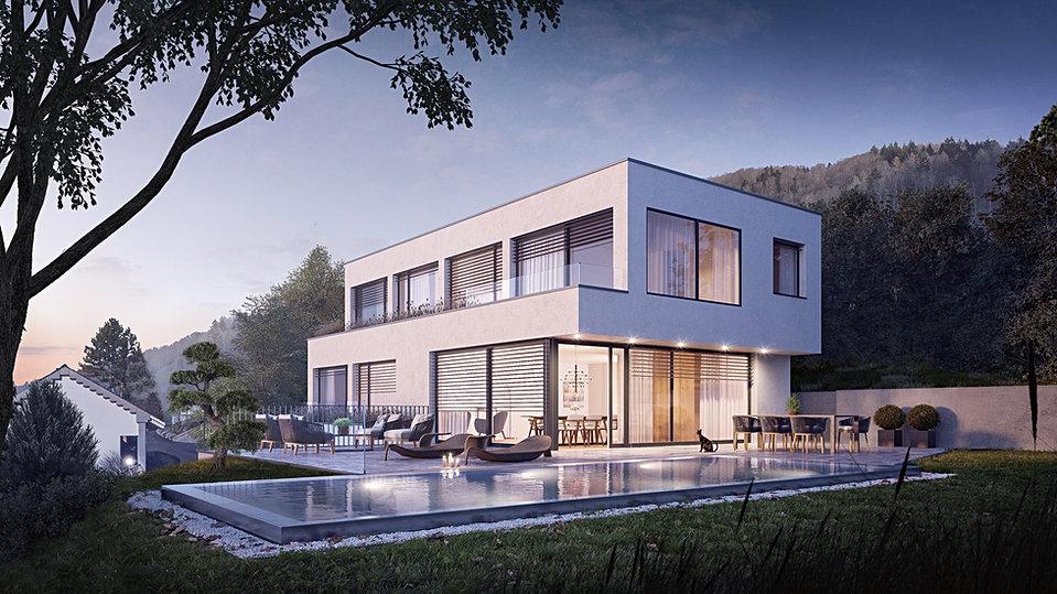 Villa Walchwil am Zugersee