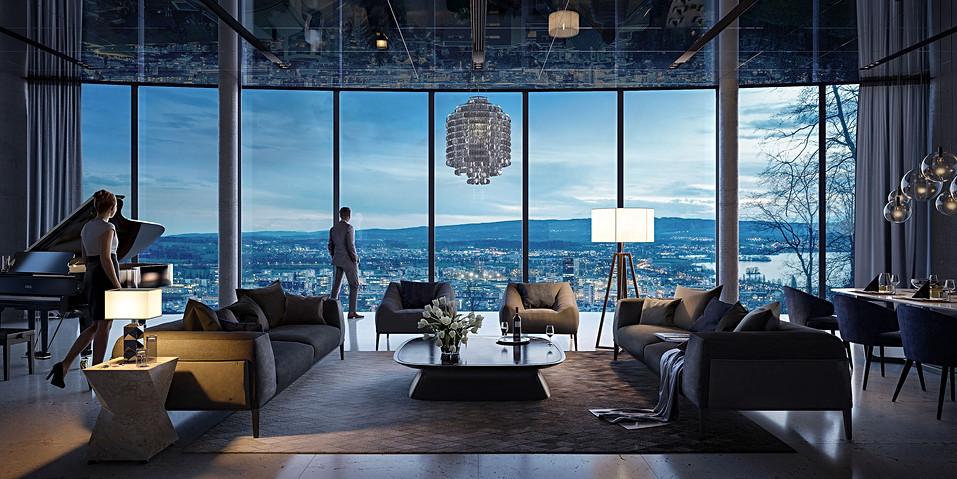 Penthouse Zugerberg
