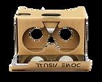 Cardboad für Virtua RealityTour