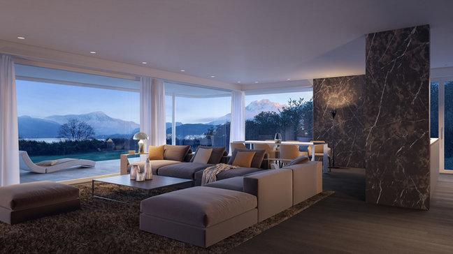 Premiumwohnungen Lakefall – Luzern