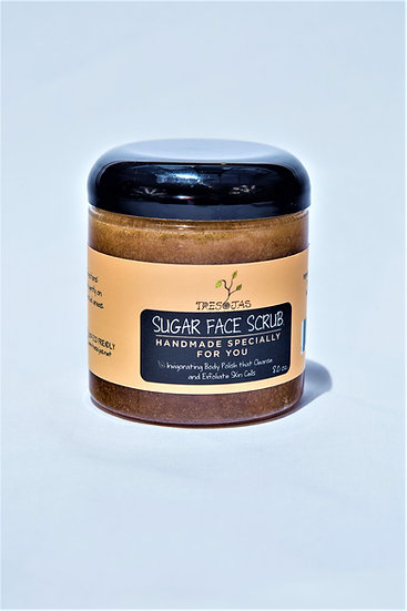 Face Sugar Scrub 8.oz