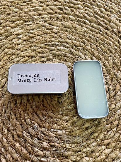 Minty Lip Balm