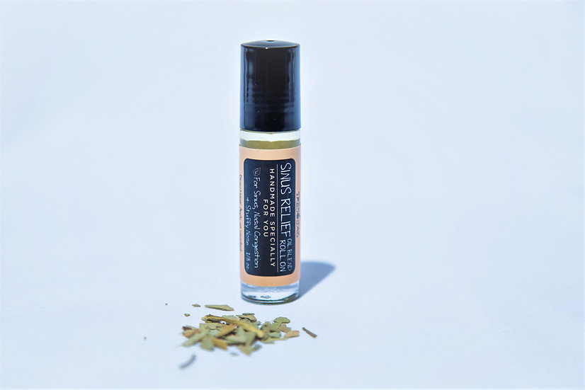 Sinus Relief (Eucalyptus Roll-on)