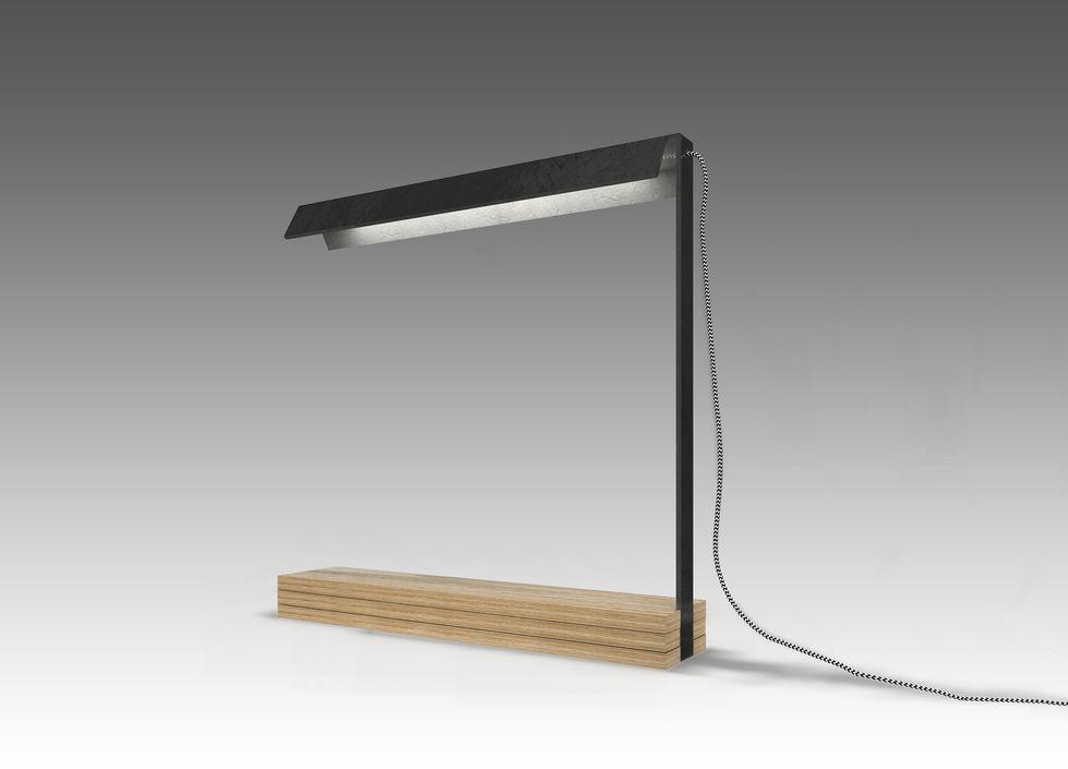 lamp_e-desk lamp-product design-cache at