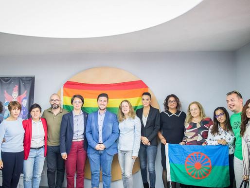 Лига на равнопоставеността и местните избори през 2019 г.