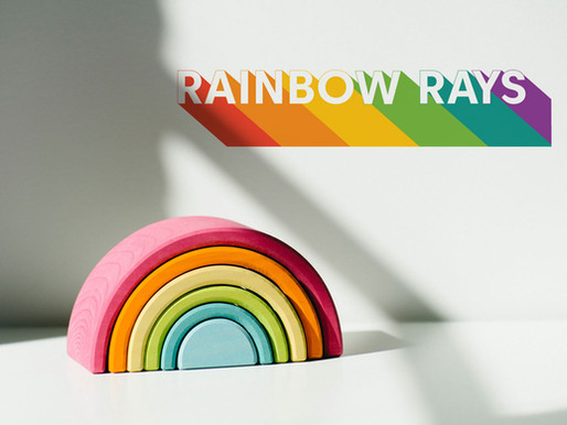 Първа среща на младежката група Rainbow Rays