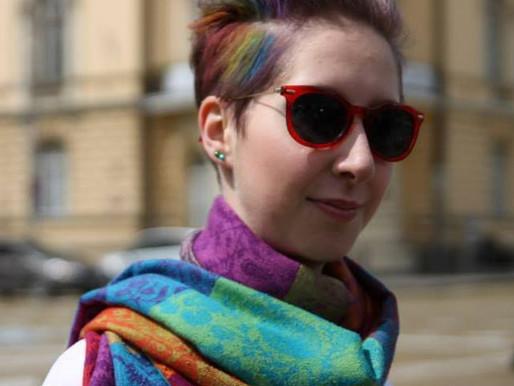 Андреа Пунчева: Моята причина да отида на Прайда