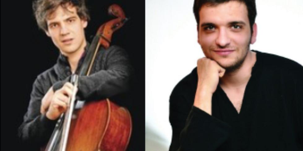 Victoires de la Musique, Victor Julien-Laferrière et Théo Fouchenneret
