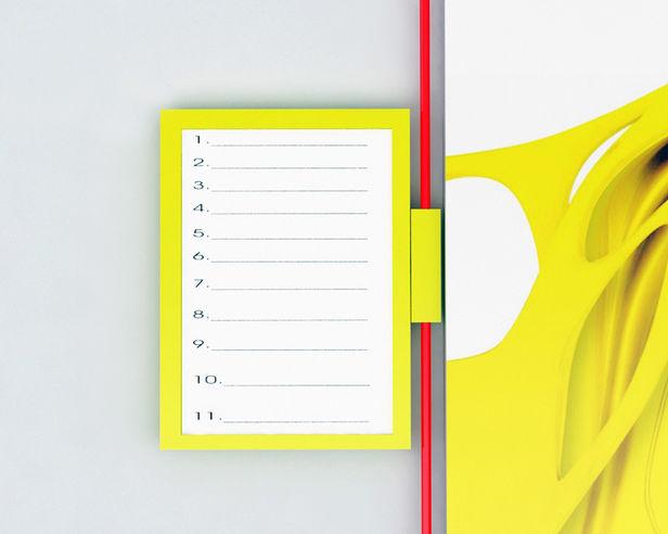index-library organiser-product design-c