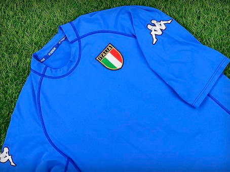 The Best Euros Shirts of All Time - with The Kitsman