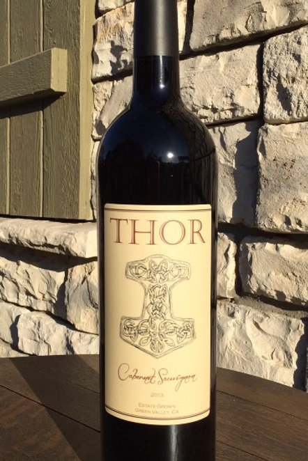 THOR - 2012-15  Cabernet Sauvignon - Club Members Only
