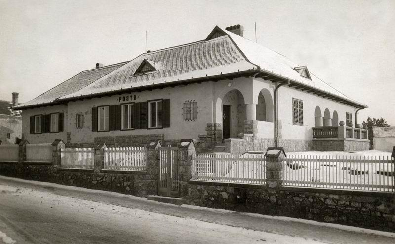 Postahivatalok